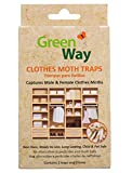 GreenWay Clothes Moth Traps