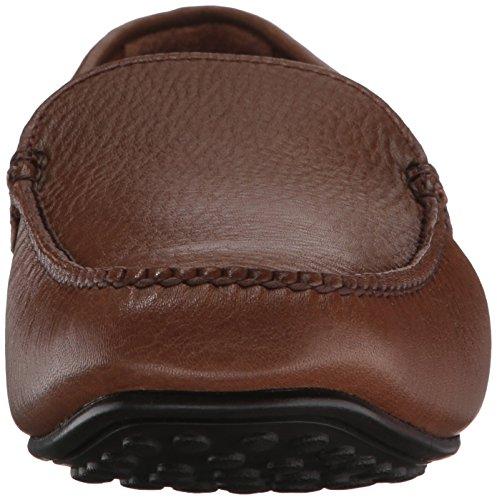 FRYE Men's Allen Venetian Driving Style Loafer Cognac J4kULRN