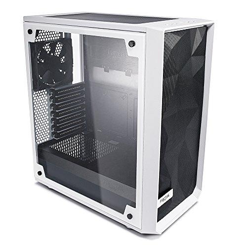 Facet Design - Fractal Design FD-CA-MESH-C-WT-TGC Computer Case