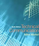 img - for Technical Communication by Michael Markel (2000-08-01) book / textbook / text book