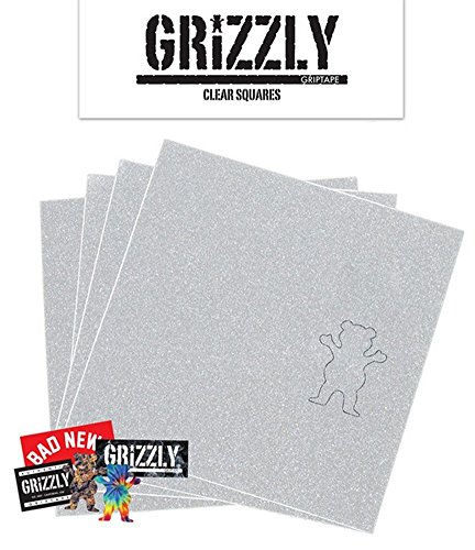 Grizzly Griptape – Squaresクリア