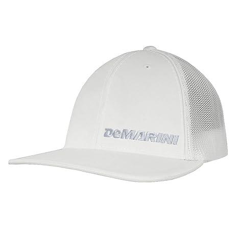 Amazon.com   DeMarini Offset Logo 404M Baseball Softball Trucker Hat ... f97ad6e0940