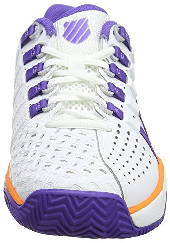 K Performance Tennis Purple HB Femme Orange Hypermatch Blanc de Chaussures Swiss White ARZ6rxA
