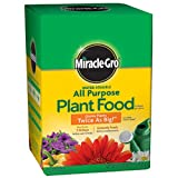Miracle-Gro Pound 160101 Water-Soluble All Purpose Plant Food, 24-8-16, 1-Po