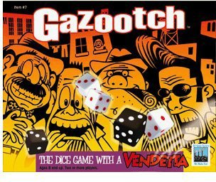 Gazootch Dice Game by NY Game Factory