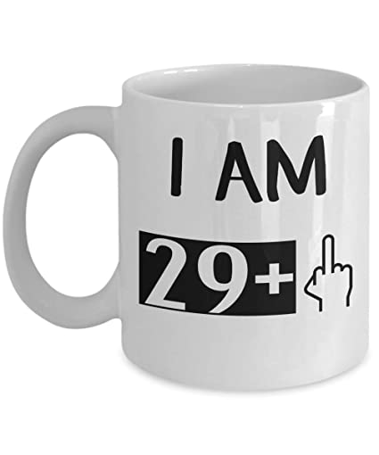 Turning 30 Years Old Coffee Mug