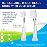 Brush-Baby BabySonic Electric Toothbrush for 0-36