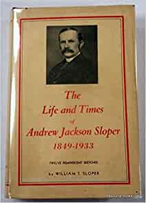 the life and times of andrew jackson A chronology of key events in the life of andrew jackson, 1767-1845.