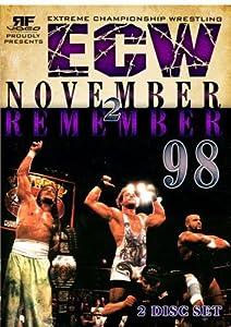 PPV Club #8: ECW November to Remember 1998 / WWE / 4w Forums