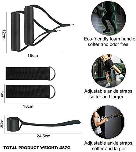 11PCS-Exercise-Resistance-Bands-Set-Resistance-Bands-With-Fitness-Tubes-Foam-Handles-Elastic-Pull-Rope-Ideal-for-Tummy-Stretching-For-Men-Wome