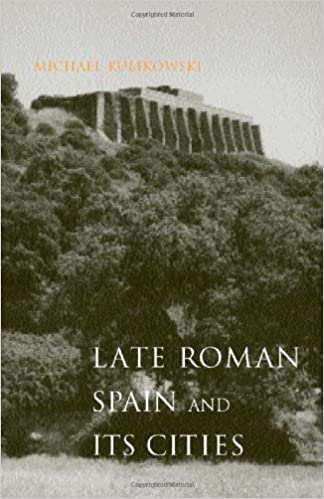 Book Late Roman Spain and Its Cities (Ancient Society and History)