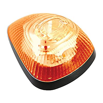 Buyers Products 8892000 Amber 5 LED Strobe Light (45 LED AMBER/AMBER): Automotive