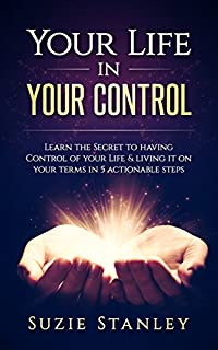 Your Life In Your Control by Suzie Stanley ebook deal
