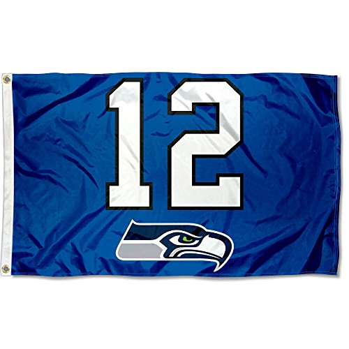 WinCraft Seattle Seahawks 12th Man Flag For Sale
