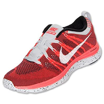 Amazon.com | Nike Women's Flyknit Lunar1 Running Shoes ...