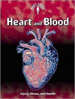 Book Heart and Blood (Body Focus) by Carol Ballard (2009-08-28)