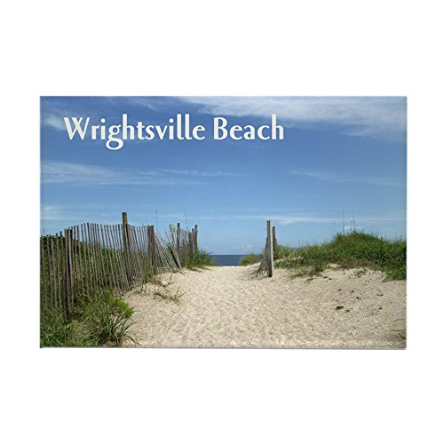 CafePress Wrightsville Beach Magnet PA32 Rectangle for sale  Delivered anywhere in USA