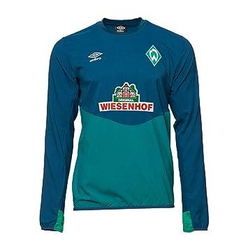 XXL Umbro SV Werder Bremen Sweatshirt schwarz SVW Training Sweater Pulli Gr.S