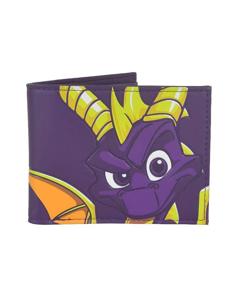 Spyro the Dragon Official Wallet Numskull