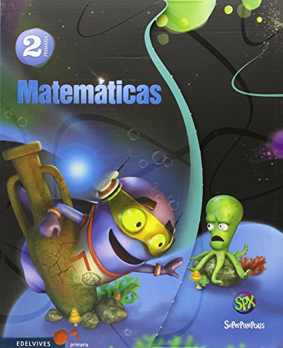 Matemáticas 2º Primaria - 9788426395863