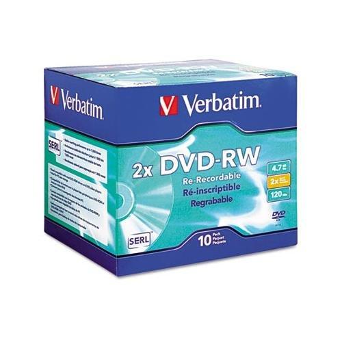 Verbatim DVD-RW Discs VER94918