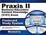 img - for Praxis II Business Education: Content Knowledge (5101) Exam Flashcard Study System: Praxis II Test Practice Questions & Review for the Praxis II: Subject Assessments (Cards) book / textbook / text book