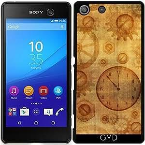 Funda para Sony Xperia M5 - Relojes Steampunk Y Engranajes by BluedarkArt