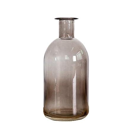 HI-vases Florero de Escritorio Transparente, Productos para el ...