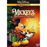 Mickey's Once Upon a Christmas (Bilingual)