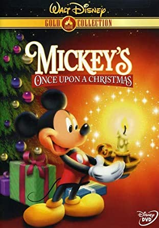 Mickey Once Upon A Christmas.Amazon Com Mickey S Once Upon A Christmas Disney Gold