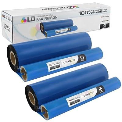 LD Compatible Panasonic KX-FA133 Thermal Fax Rolls