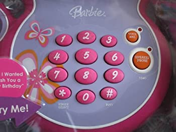 Barbie I Know You Smart Phone W Cd Software & Usb Cord Included (2007) 1