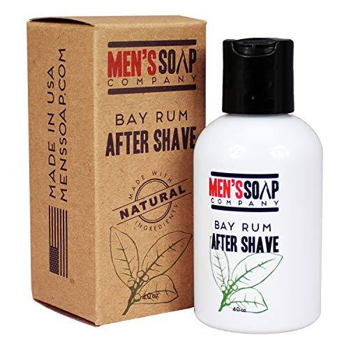 Aftershave for Men 4.0 oz After Shave Balm Made With Organic and...