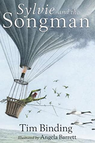 book cover of Sylvie and the Songman