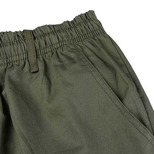 Grün Couleur Pantalons Salopette Sports Unie De Été Confortable Date Fête 2018 Plein Hommes Respirant Cinq Mode Air Homme Nouvelle Loisirs Vêtements UwHPRtxH