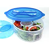 Frigidaire Fresh Salad on the Go, 6 Cup Capacity