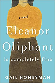 Image result for books with teal on the cover eleanor oliphant is completely