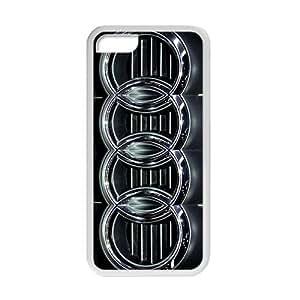 meilz aiaiSVF Unique Audi sign fashion cell phone case for iphone 6 plus 5.5 inchmeilz aiai