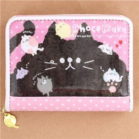 Linda cartera rosa gatos y lunares de Q-Lia: Amazon.es: Juguetes y juegos