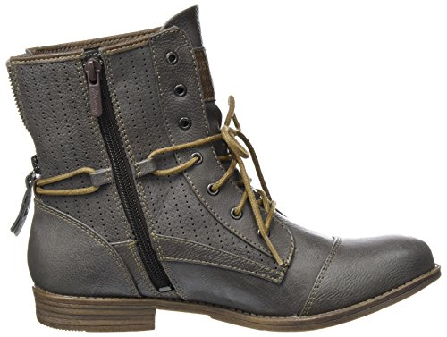 Mustang 1157-503-20 Laarzen Voor Dames & Booties (donkergrijs), Grijs (20 Donkergrijs)