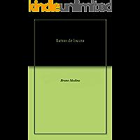 Letras de locura (English Edition)