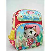 Small Backpack - Disney - Junior Sheriff Callie Wild West New 660413