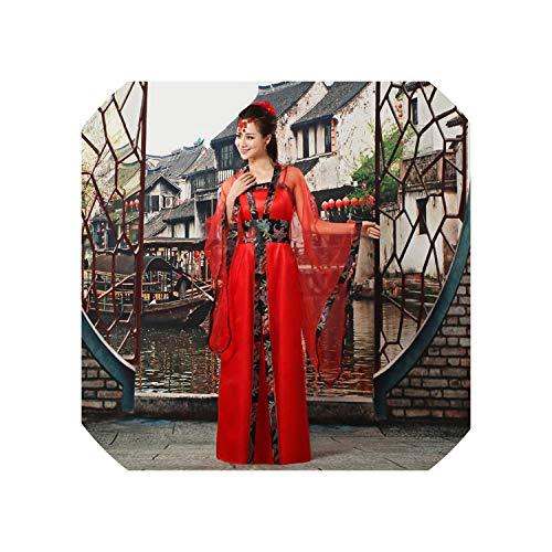Hanfu Oriental Dance Costumes National Costume Chinese