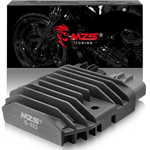 MZS Regulator Rectifier Voltage Compatible Yamaha YZF R1 02-14/ FZ1 06-15/ FZ8 11-13/ FZ07 FZ09 14-16/ FJ09 15-16/ FJR1300 03-15/ VMX1700 09-15/ XTZ1200 13-15/ Grizzly 550 09-14/ Grizzly 700 08-15