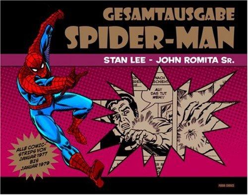 Spider-Man Strips. Gesamtausgabe: 1977-79