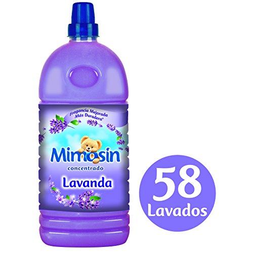 Mimosín Lavanda Suavizante Concentrado para 58 lavados - 8 Suavizantes: Amazon.es: Salud y cuidado personal