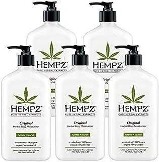 product image for Hempz Original Herbal Body Moisturizer 17 oz (5-Pack)