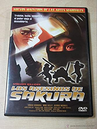 Los Asesinos de Sakura [DVD]: Amazon.es: Chuck Connors, Mike ...