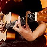 Donner DC-1W Walnut Wood Color Guitar Capo for