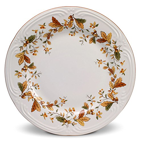 Pfaltzgraff Autumn Berry Round Dinner Plate, 10-1/4-Inch ()